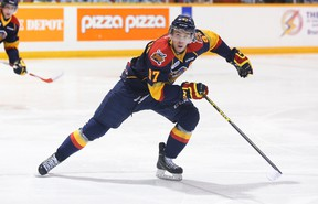 Otters forward Connor McDavid is expected to be the first overall pick at the 2015 NHL draft in June. (James Masters/QMI Agency)