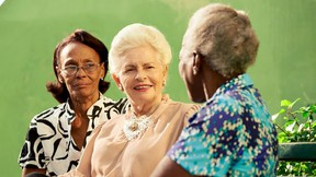 In a world of data-driven policies, there is one group in society that barely registers and is at risk of missing out on crucial resources and services, according to researchers - older women.