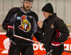 Ottawa Senators asst. coach Mark Reeds. (File photo)