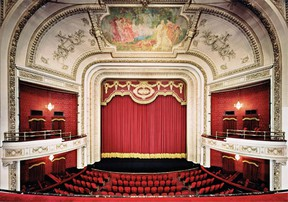 The lavish interior of the historic Royal Alexandra Theatre in Toronto, a part of many Doors Open tours. (Handout)