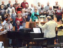 Stratford Concert Choir will be expanding its music lending library and enhancing its community outreach thanks to a recent grant from the Ontario Trillium foundation. (Beacon Herald file photo)