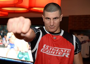 UFC fighter Nordine Taleb knows he must ramp up the excitement level in his bout with Chris Clements. (Postmedia Network file photo)