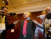 Agriculture Minister Gerry Ritz. Postmedia File Photo.