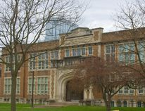 Central secondary school (MIKE HENSEN, The London Free Press)