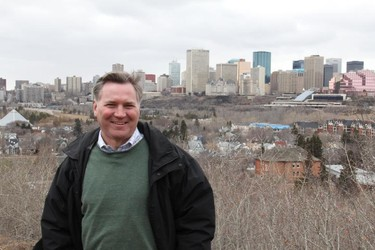 Richard Freehan is the Alberta New Democratic Party (NDP) candidate for the constituency of Edmonton - Rutherford in the 2015 provincial general election. Photo Supplied