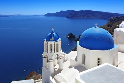 4. Santorini, Greece.  (Fotolia)