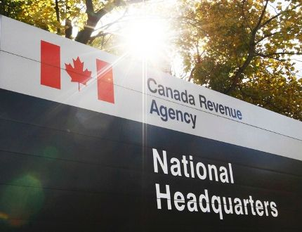 Canada Revenue Agency headquarters.(FILE PHOTO, POSTMEDIA)