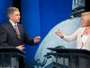Prentice Notley leaders' debate