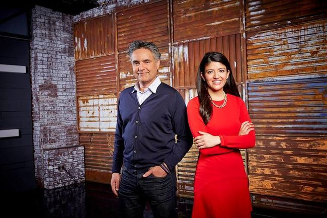 Business News Network Canada's newest original series hosted my Amber Kanwar & Bruce Croxon. (Facebook.com)