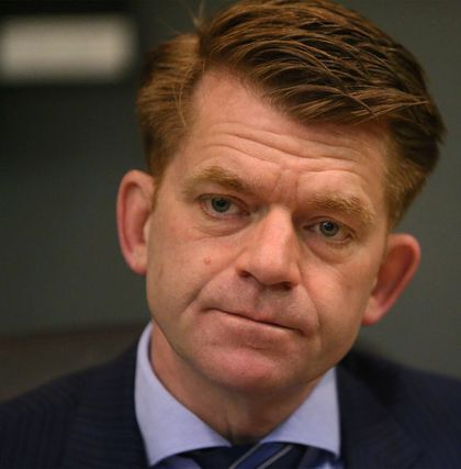 Wildrose Leader Brian Jean