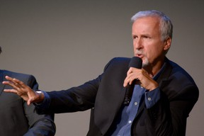Following massive success of the movie Avatar, director James Cameron is planning to add three more installments to the series. (WENN.COM)