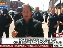 Fox News apologizes after reporting police shot man in Baltimore 2