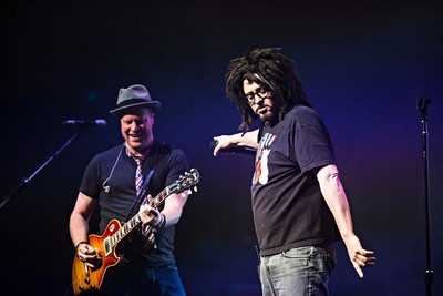Counting Crows performs at the Nothern Alberta Jubilee Auditorium in Edmonton, Alta. on Monday, May 4, 2015. Codie McLachlan/Edmonton Sun/Postmedia Network