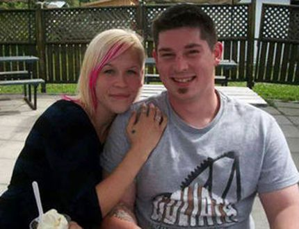 Amanda Trottier and Travis Voutour have been identified as the two people found dead inside a home at 158 rue de la Terrasse Eardley in Aylmer. (Files)