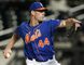 Seen here in this April 23, 2014 photo with the New York Mets, relief pitcher Kyle Farnsworth has opted for football as his post-baseball career. (Adam Hunger-USA TODAY Sports)