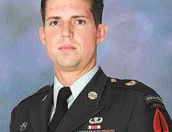 U.S. Army medic Sgt. Christopher Speer. Department of Defence/Handout/Postmedia Network
