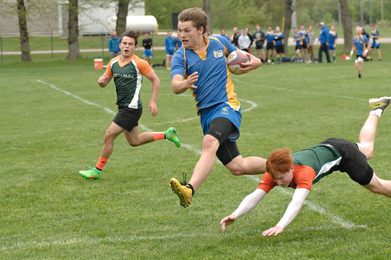Mustangs Stay Undefeated Brantford Expositor