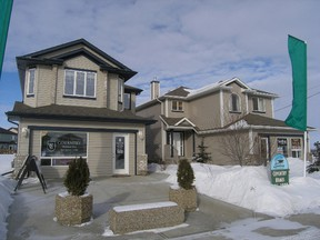 Home prices in Edmonton continue to rise, but sales numbers are on the decline.