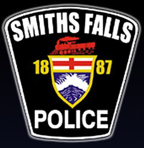 Smiths Falls Police Department.