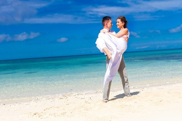 12. I'd like to get married in the Caribbean on an island where the marriage is not legal in the U.S. (Fotolia)