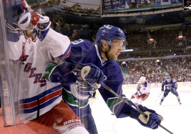 ALEX EDLER, VANCOUVER CANUCKS DEFENCEMAN 2015-16 salary: $6 million 2014-15 stats: 8 goals and 31 points in 74 games