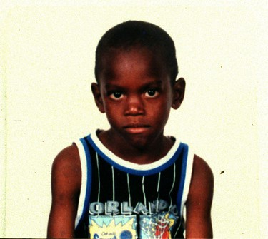Abuse victim Randal Dooley died Sept. 25, 1998 at age seven.