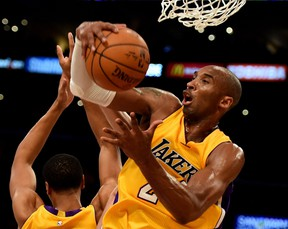 This coming season, Kobe Bryant's 20th with the Los Angeles Lakers, will be his last in the league. (AFP)