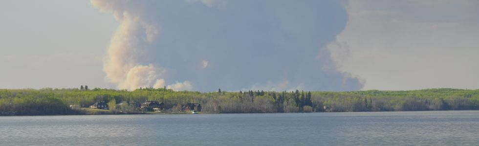 Cold Lake wildfire