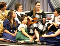 The Sound of Music begins a four-night run at Superior Heights Collegiate and Vocational School on Wednesday, May 27, 2015.