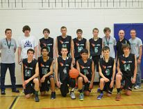 The Brockville Blazer major midget team is off to the OBA Division 1 championships this weekend. Shown here is the team last weekend with their EOBA silver medals. (Contributed photo)
