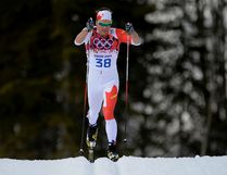 Sudbury's Devon Kershaw competes at the 2014 Winter Olympics in Sochi, Russia. The Sudbury native continues to follow his passion and hopes to take part in a fourth Olympic Games in 2018.