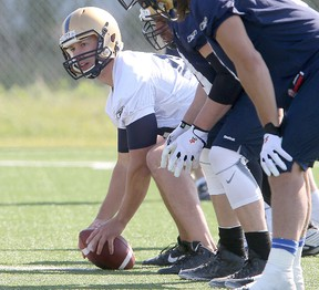 Chad Rempel was a little-used receiver before he taught himself how to be a long snapper.