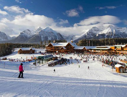 The development and use guidelines for Lake Louise Ski Resort was approved by Parks Canada on Saturday. (file photo)