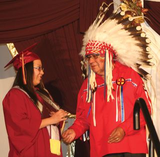 Largest class of First Nations students graduate ...