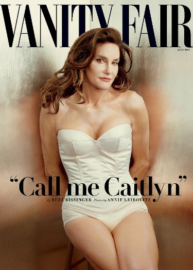 """Caitlyn JennerOlympic gold medalist, motivational speaker, Kardashian step-dad, reality TV show star and now arguably the world's most famous transgender person, Jenner has been lived enough life for two people her age.WHAT SHE'S SAID: """"If I was lying on my deathbed and I had kept this secret and never ever did anything about it, I would be lying there saying, 'You just blew your entire life. You never dealt with yourself' and I don't want that to happen."""" - to Vanity Fair. (REUTERS/Annie Leibovitz/Vanity Fair)"""