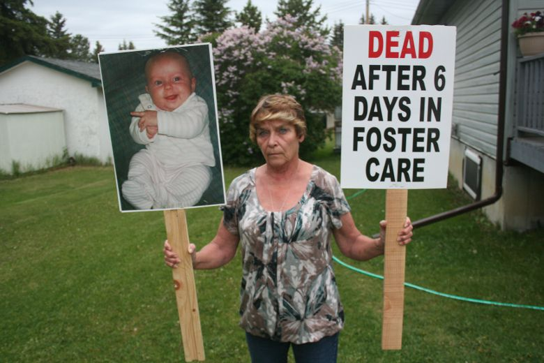 Image result for pictures of children who have died in foster care alberta