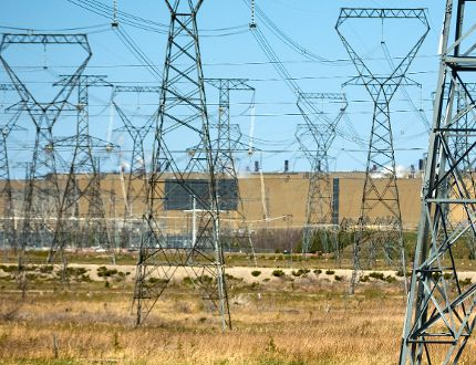 Nuclear power accounts for more than half of Ontario's energy production. (File photo)