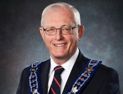 White Rock Mayor Wayne Baldwin. CITY OF WHITE ROCK PHOTO