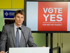 Mayor Gregor Robertson. FILE PHOTO, 24 HOURS
