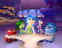 A scene from Pixar's 'Inside Out'