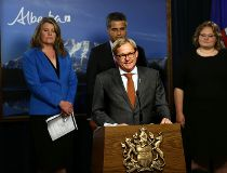 Minister of Education David Eggen comments on Bill 3