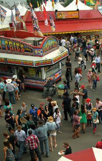 Stampede midway