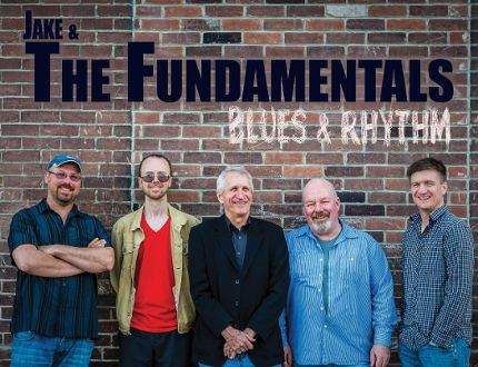 Rhythm and blues band from North Bay, Jake And The Fundamentals, will be performing at the Porquis Rock 'n' Blues Festival on the event's opening night this Friday.
