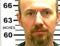 David Sweat, 34, is pictured in this undated handout photo obtained by Reuters June 6, 2015. REUTERS/New York State Police/Handout