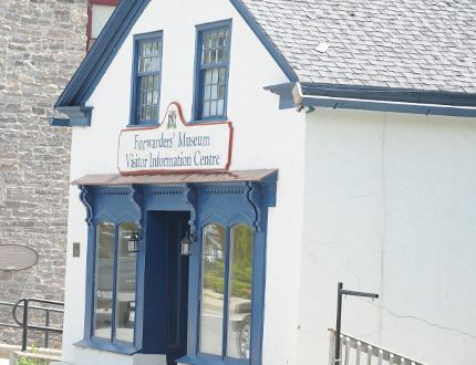 The Forwarder's Museum has re-opened its doors to the public after being closed for the 2014 tourist season. (RECORDER AND TIMES FILE PHOTO)
