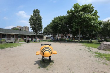 A daycare at the Albion-Heatherington community in Ottawa Tuesday July 7, 2015. The city of Ottawa is trying to decide which city community should receive funding for projects.  Tony Caldwell/Ottawa Sun/Postmedia Network
