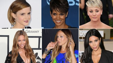 Long or short? Take a look at more celebrities who chopped their hair.