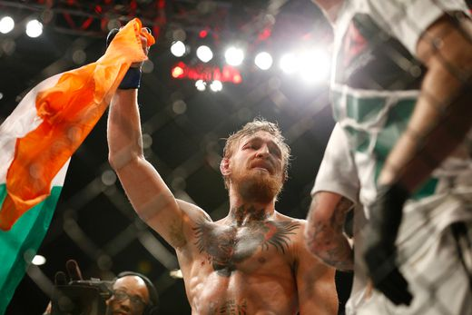 Good luck topping UFC 189, an MMA event for the ages