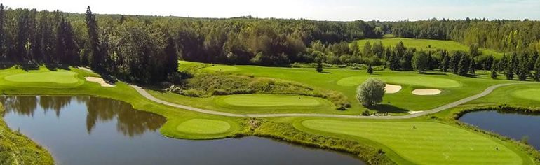 Edmonton Petroleum Golf and Country Club, located on the eastern edge of Spruce Grove, will host the Alberta Amateur Men's Golf Championships. - Photo Supplied
