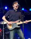 David Monks plays with his band Tokyo Police Club in this file photo. (DEREK RUTTAN, The London Free Press)